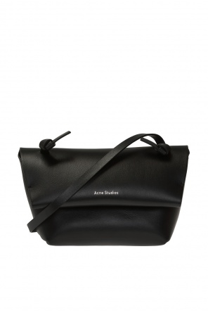Branded shoulder bag od Acne